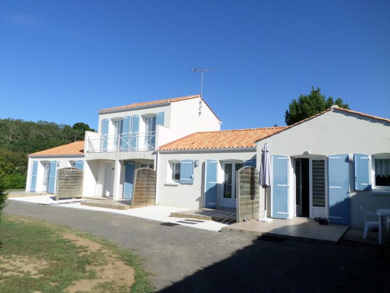 Location vacances Olonne-sur-Mer -  Maison - 6 personnes - Jardin - Photo N° 1