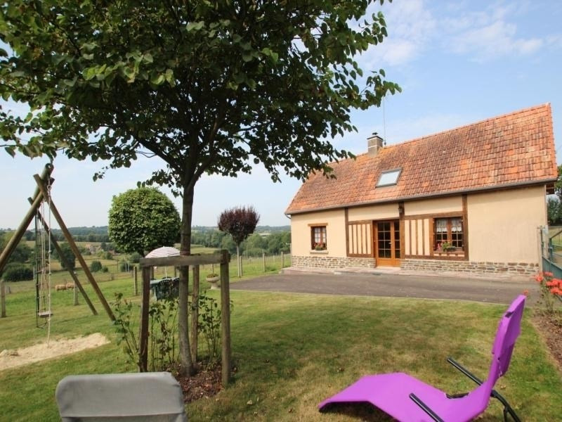 Location vacances Isigny-le-Buat -  Maison - 5 personnes - Barbecue - Photo N° 1