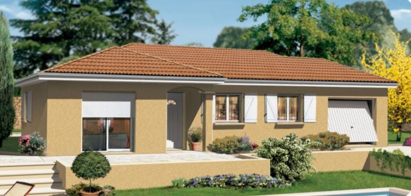 Maison  4 pièces + Terrain 623 m² Saint-Maurice-en-Gourgois par MAISONS PUNCH