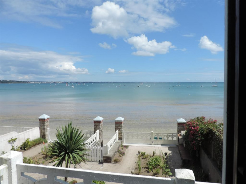Holiday rentals Fouesnant - House - 8 persons - Garden furniture - Photo N° 1