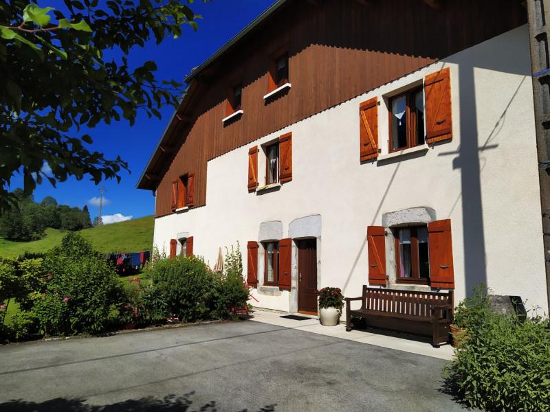 Ferienwohnungen Foncine-le-Haut - Hütte - 4 Personen - Grill - Foto Nr. 1