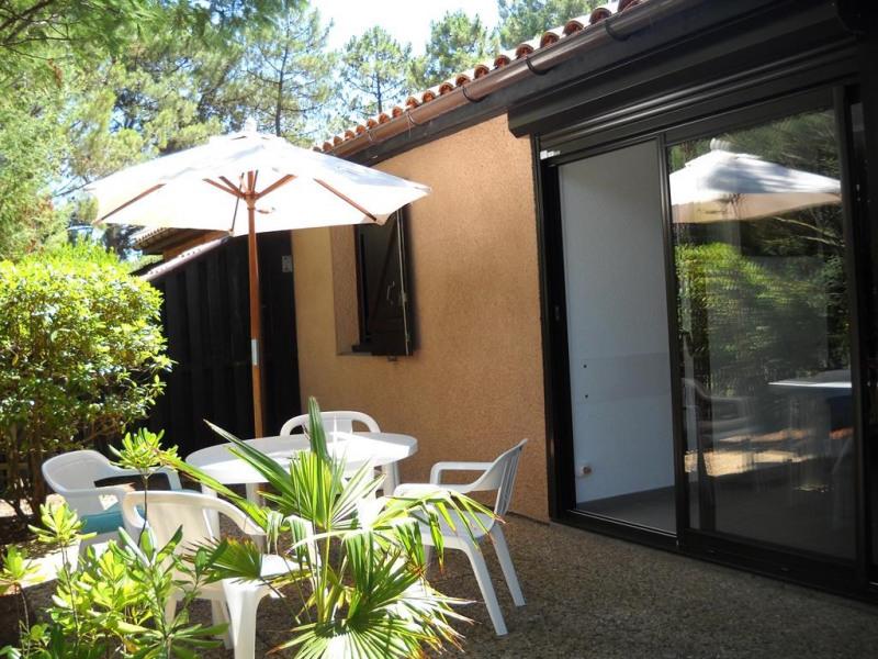 Holiday rentals Lacanau - House - 4 persons - Deck chair - Photo N° 1