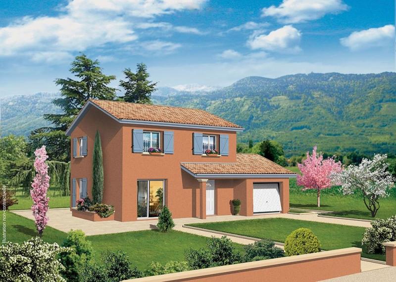 Maison  4 pièces + Terrain 400 m² Arbent par MAISONS PUNCH