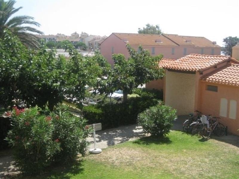 Location vacances Le Barcarès -  Appartement - 2 personnes - Télévision - Photo N° 1