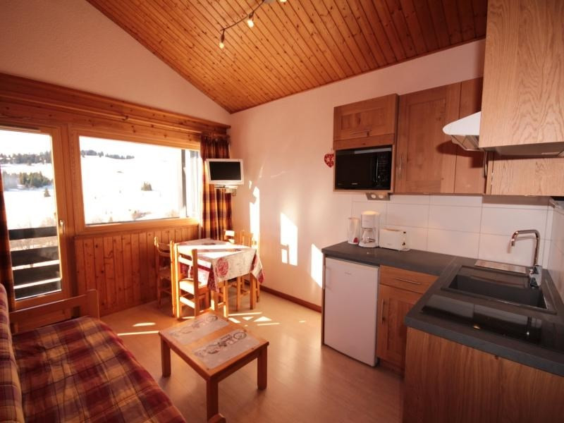 Bel appartement type 2 pièces cabine