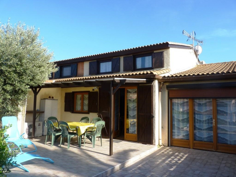 Holiday rentals Portiragnes - House - 8 persons - BBQ - Photo N° 1