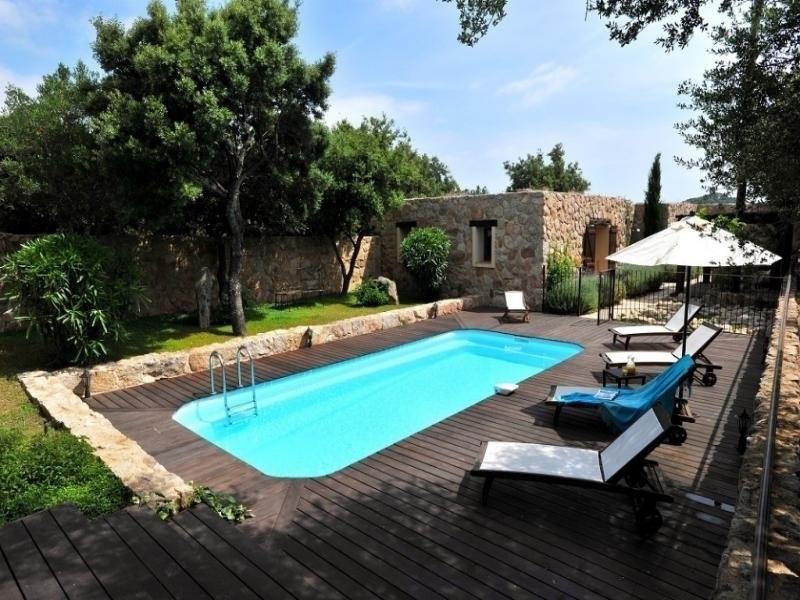Location vacances Porto-Vecchio -  Maison - 6 personnes - Jardin - Photo N° 1