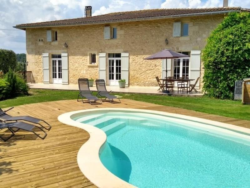 Location vacances Saint-Pey-de-Castets -  Maison - 6 personnes - Barbecue - Photo N° 1