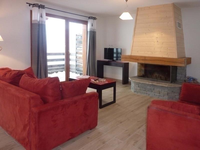 Location vacances Les Orres -  Appartement - 12 personnes - Télévision - Photo N° 1