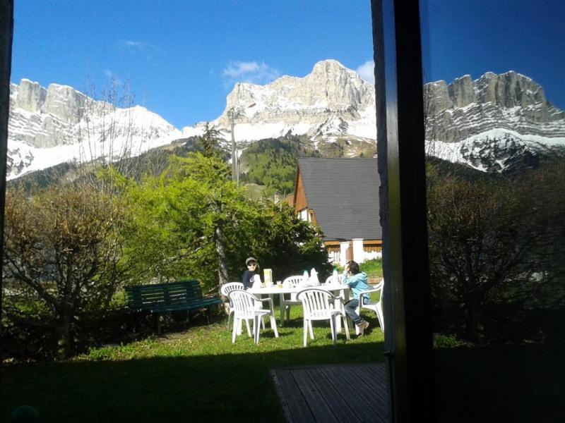 Location vacances Gresse-en-Vercors -  Maison - 14 personnes - Barbecue - Photo N° 1