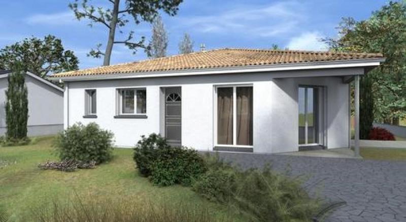Maison  4 pièces + Terrain 1790 m² Biscarrosse par TANAIS TERRE HABITAT