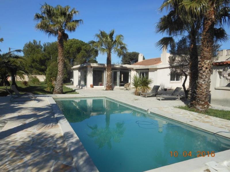 Espace piscine et Terrasses