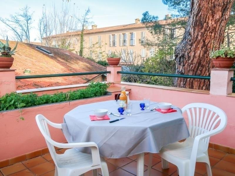 Location vacances Saint-Tropez -  Appartement - 2 personnes - Télévision - Photo N° 1