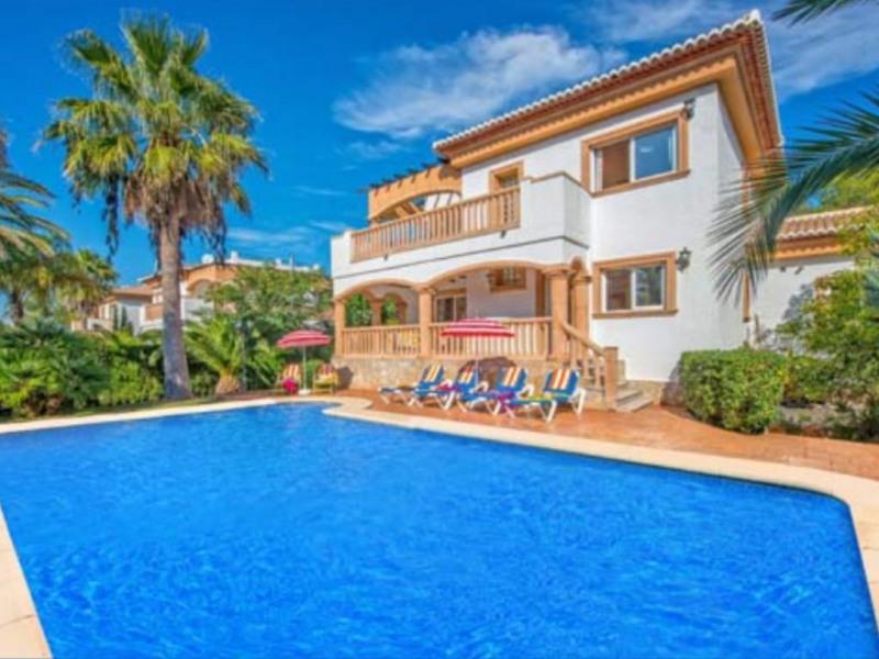 Maison pour 8 pers. avec piscine privée, Jávea/Xàbia