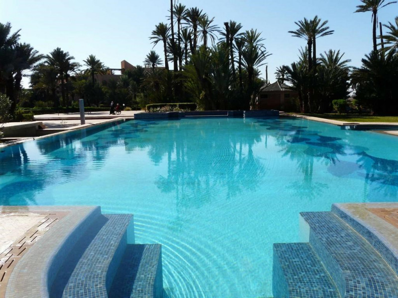 Location vacances Marrakech -  Appartement - 5 personnes - Barbecue - Photo N° 1