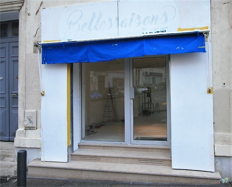 Location local commercial marseille 7 me bouches du rh ne for Location garage marseille 7eme
