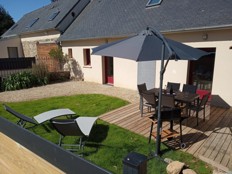 Location vacances Saint-Quay-Perros -  Gite - 6 personnes - Barbecue - Photo N° 1