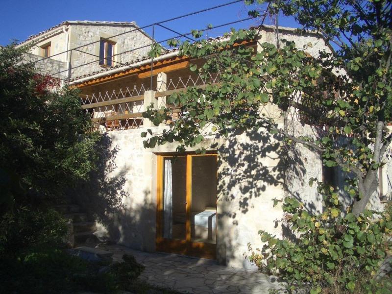 'Côté Sud' - Maison de village en pierres apparentes