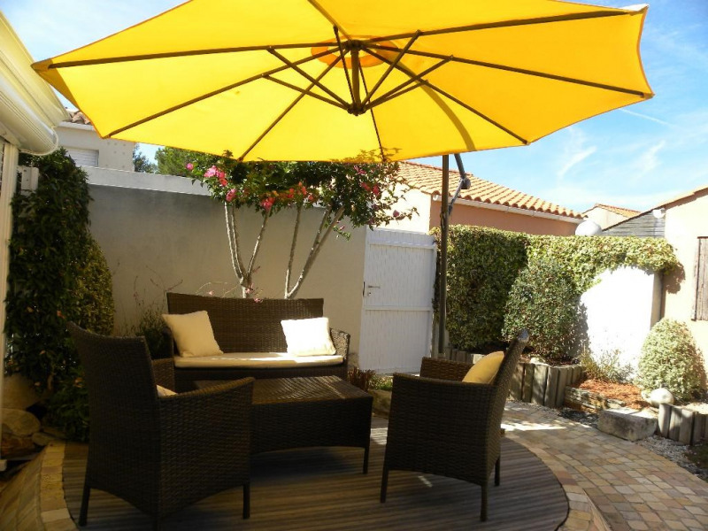 Location vacances Les Sables-d'Olonne -  Maison - 4 personnes - Barbecue - Photo N° 1
