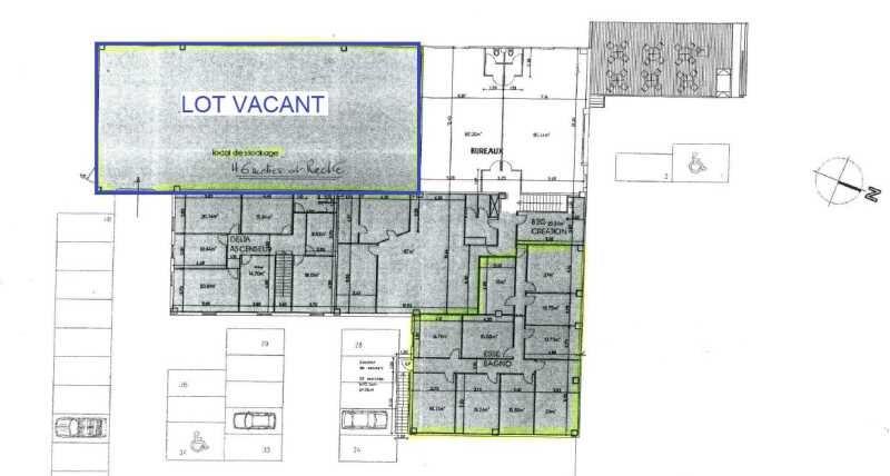location entrep t marseille 16 me bouches du rh ne 13 347 m r f rence n 591355. Black Bedroom Furniture Sets. Home Design Ideas