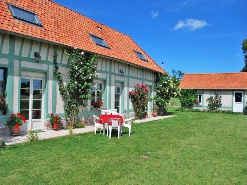 Location vacances Saint-Maclou-de-Folleville -  Maison - 4 personnes - Barbecue - Photo N° 1