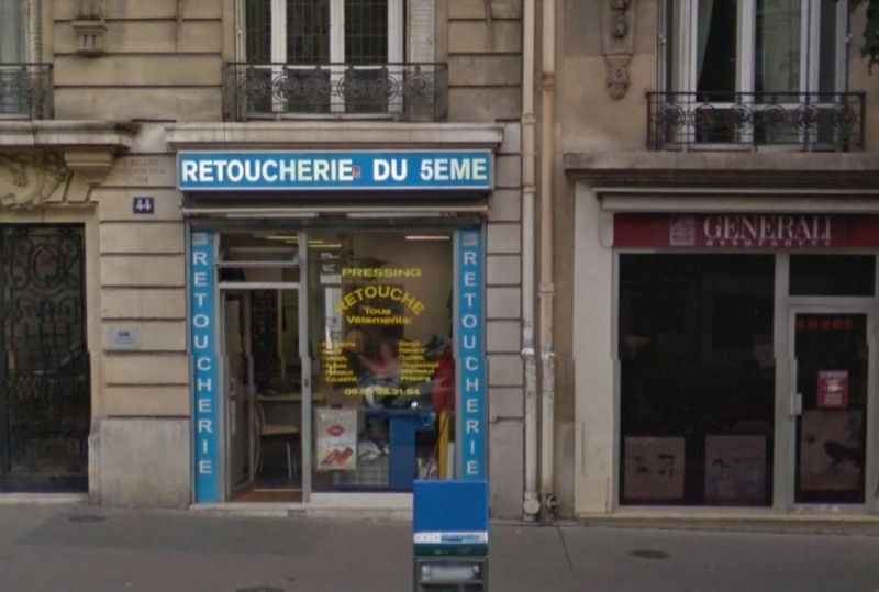 Location Local commercial Paris 5ème
