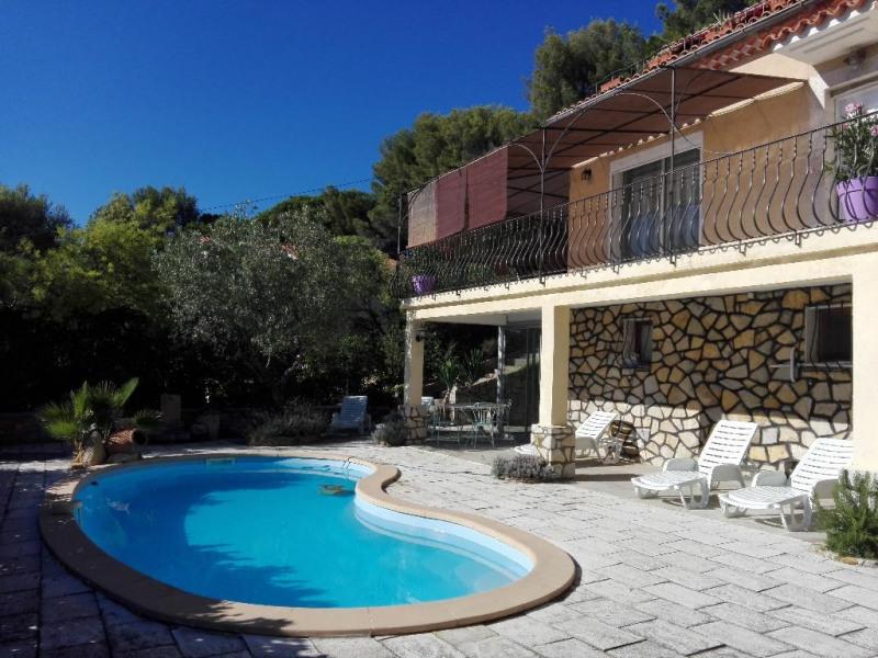 Villa pour 7 pers. avec piscine privée, Saint-Cyr-sur-Mer