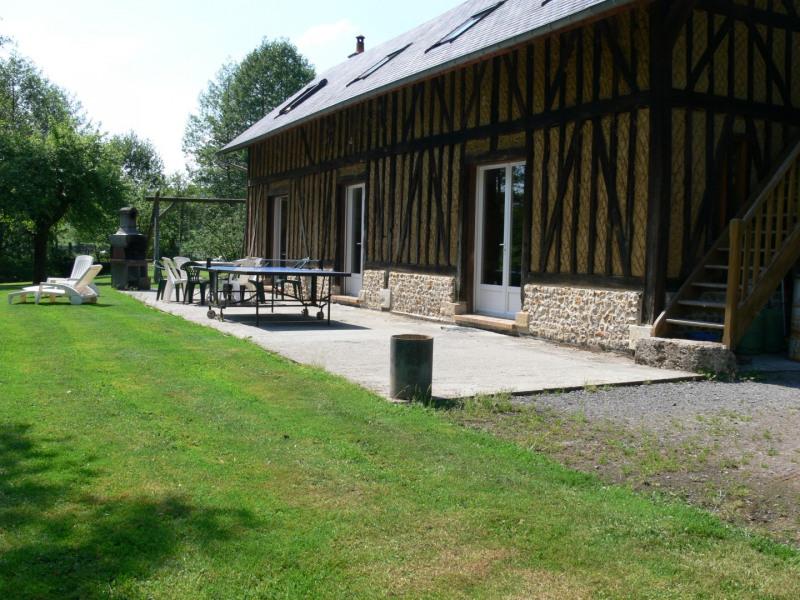Location vacances Bonneville-la-Louvet -  Gite - 12 personnes - Barbecue - Photo N° 1