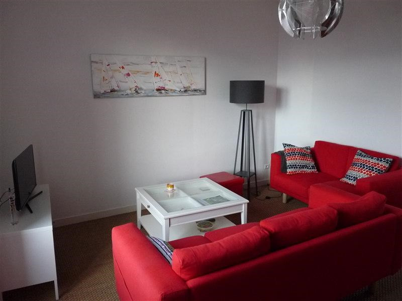 Location vacances Cancale -  Appartement - 4 personnes - Jardin - Photo N° 1