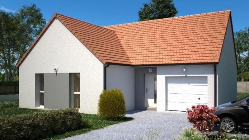 Maison  4 pièces + Terrain 1250 m² Scorbé-Clairvaux par maisons PRIMEA