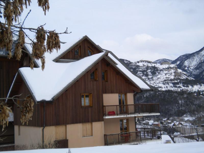 Location vacances Briançon -  Appartement - 8 personnes - Chaise longue - Photo N° 1