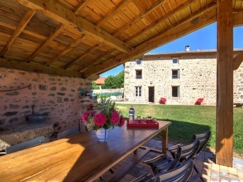 Location vacances La Valla-sur-Rochefort -  Maison - 10 personnes - Barbecue - Photo N° 1