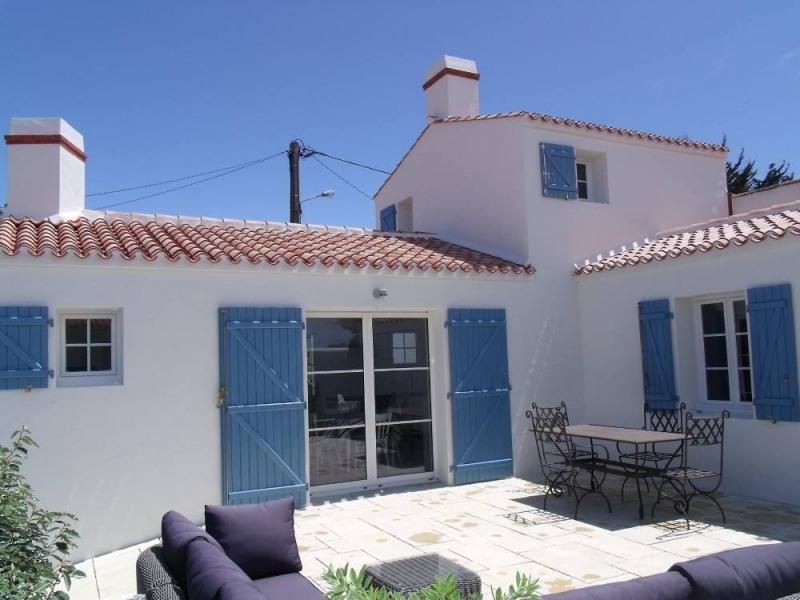 Maison neuve sur l'Ile de Noirmoutier à Barbâtre, à 150m de l'océan et du bourg