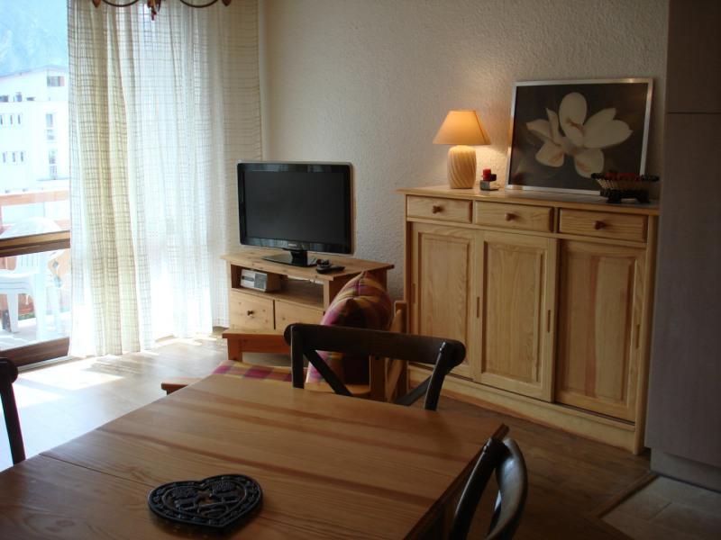 Location vacances Les Deux Alpes -  Appartement - 4 personnes - Jeux de société - Photo N° 1