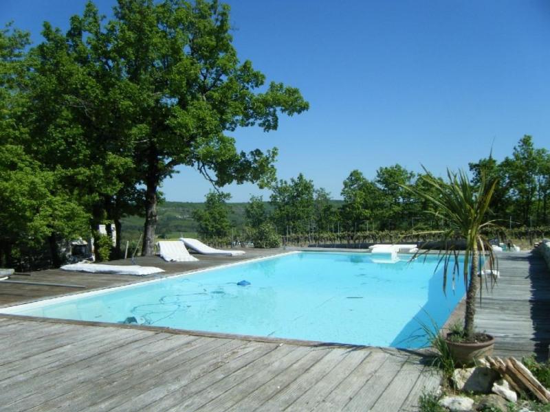pour 8 pers. avec piscine privée, Fargues