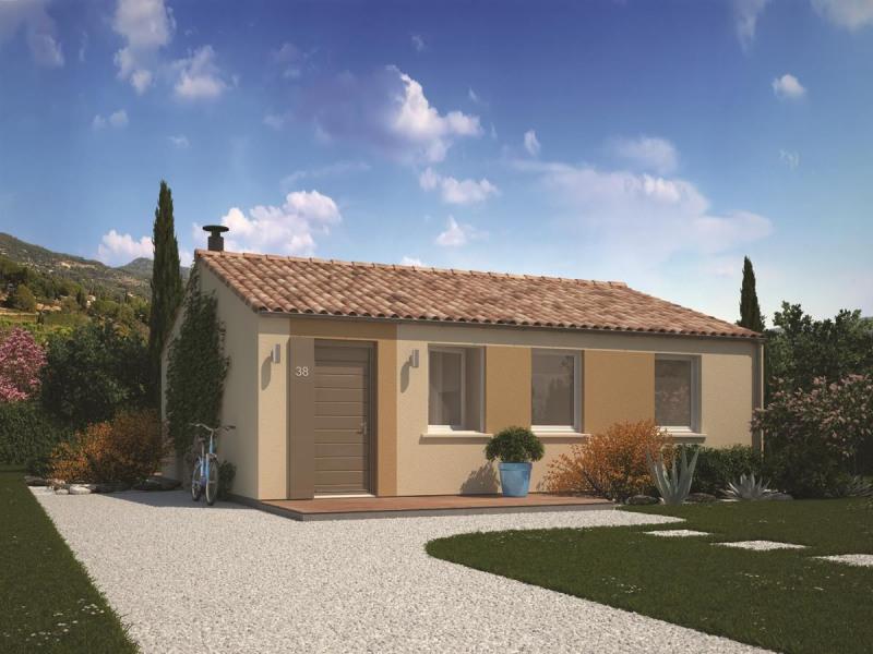 Maison  4 pièces + Terrain 405 m² Le Biot par Maisons Phénix Saint Laurent du Var