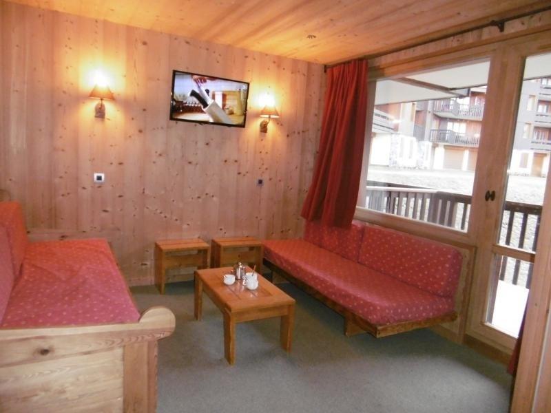 Location vacances Les Avanchers-Valmorel -  Appartement - 4 personnes - Télévision - Photo N° 1