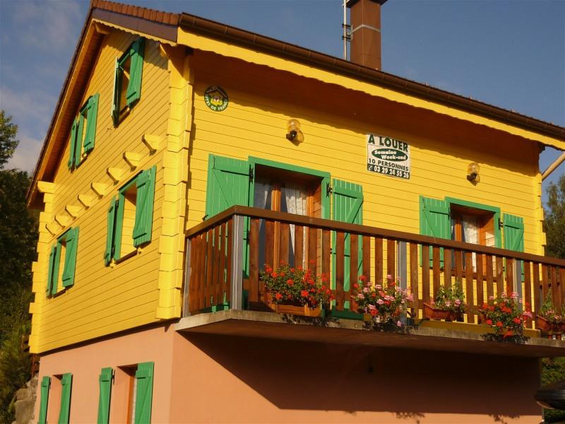 Location vacances Saulxures-sur-Moselotte -  Maison - 10 personnes - Barbecue - Photo N° 1