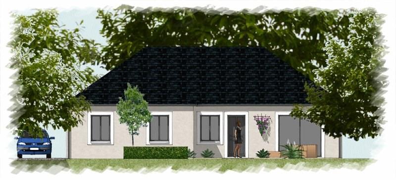 Maison  7 pièces + Terrain 647 m² Grez-sur-Loing par CHENES CONSTRUCTIONS