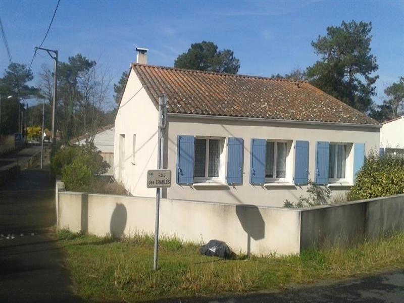 Location vacances La Tranche-sur-Mer -  Maison - 6 personnes - Télévision - Photo N° 1