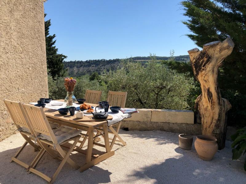 Location vacances Venterol -  Gite - 6 personnes - Barbecue - Photo N° 1