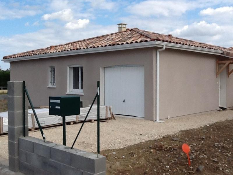 Maison  4 pièces + Terrain 839 m² Grenade par maison côté soleil