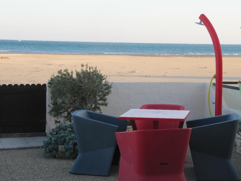 Holiday rentals Gruissan - Apartment - 4 persons - BBQ - Photo N° 1