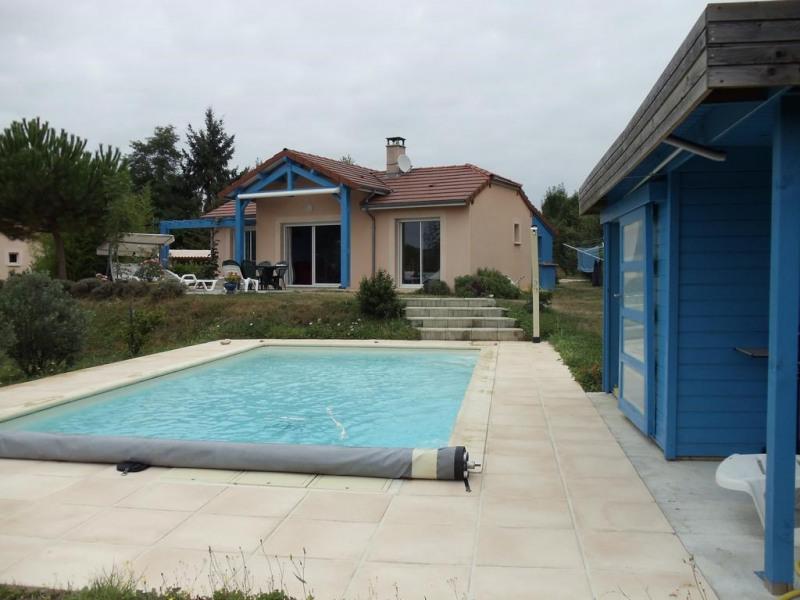 Maison pour 6 pers. avec piscine privée, Béduer