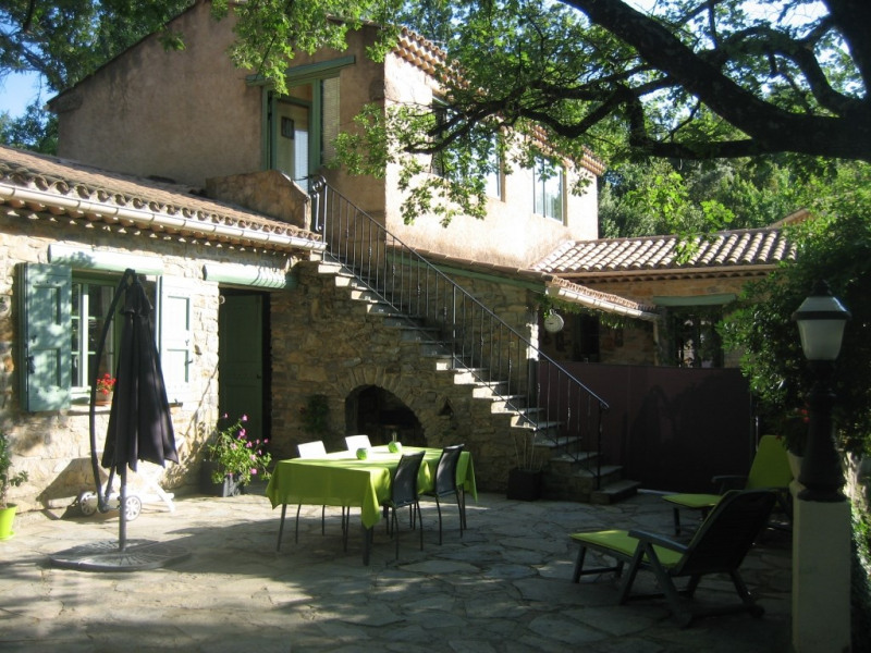 Location vacances Durfort-et-Saint-Martin-de-Sossenac -  Gite - 4 personnes - Chaise longue - Photo N° 1