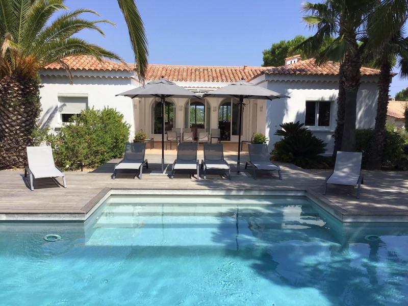 Location vacances Saint-Tropez -  Maison - 6 personnes - Barbecue - Photo N° 1