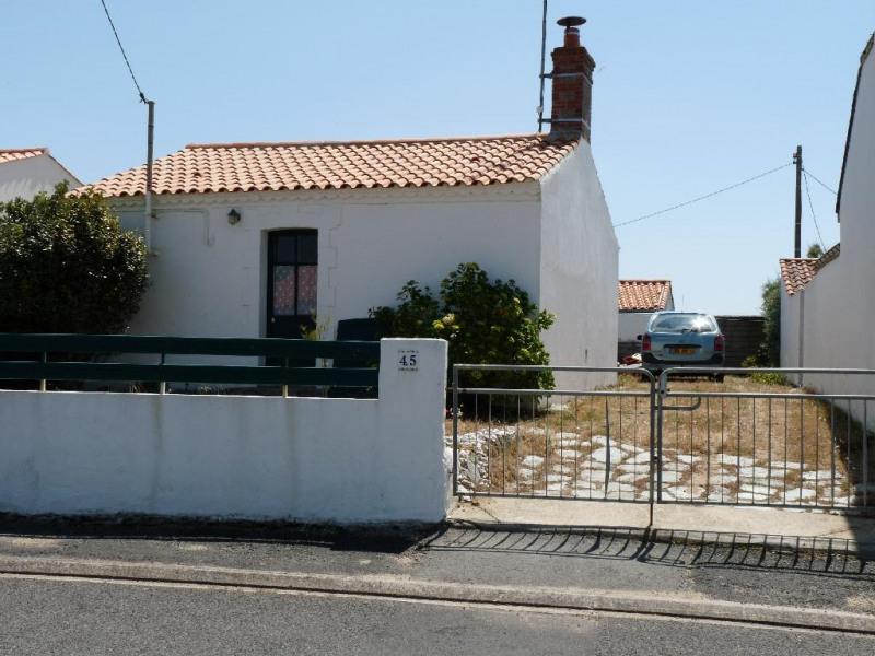 Holiday rentals Saint-Hilaire-de-Riez - House - 4 persons - BBQ - Photo N° 1