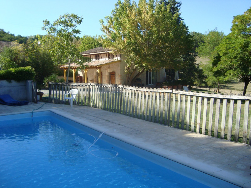 Location vacances Beaugas -  Gite - 7 personnes - Barbecue - Photo N° 1