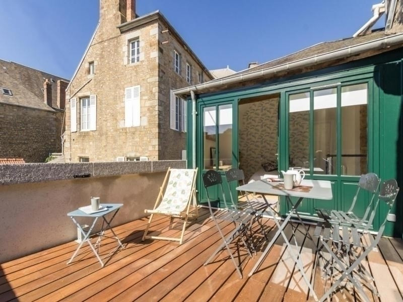 Location vacances Avranches -  Appartement - 2 personnes - Jardin - Photo N° 1