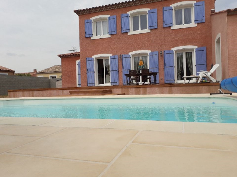Location vacances Paraza -  Maison - 8 personnes - Barbecue - Photo N° 1